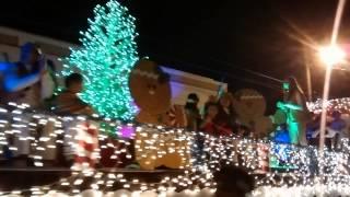 "Matamoros Tamaulipas ""Desfile de Navidad 2014"""