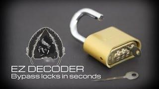 EZ Decoder: Bypass Locks in Seconds- Black Scout Tutorials
