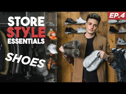 Top 3 MUST HAVE Shoes For Men | SSE | EPISODE 4