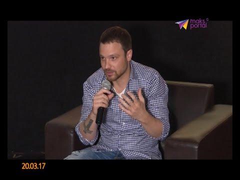 """Алексей Чадов рассказал сочинцам """"О любви"""""""