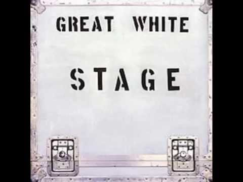 Great White Stage ~ Maybe Someday