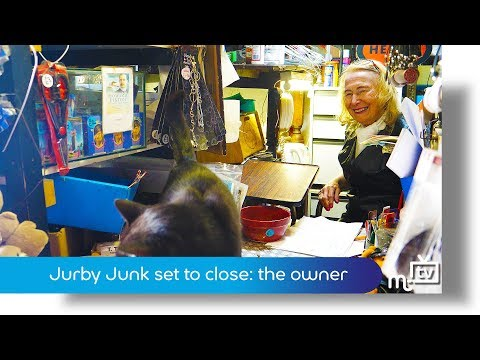Jurby Junk: the owner