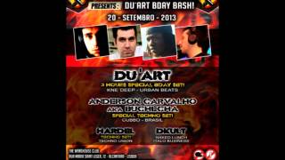 Baixar Anderson Carvalho  @ Fuel Techno PT - Du'ArT Bday - The Warehouse - Portugal