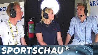 Marcel Kittel im Tour-Talk nach der 9. Etappe   Sportschau