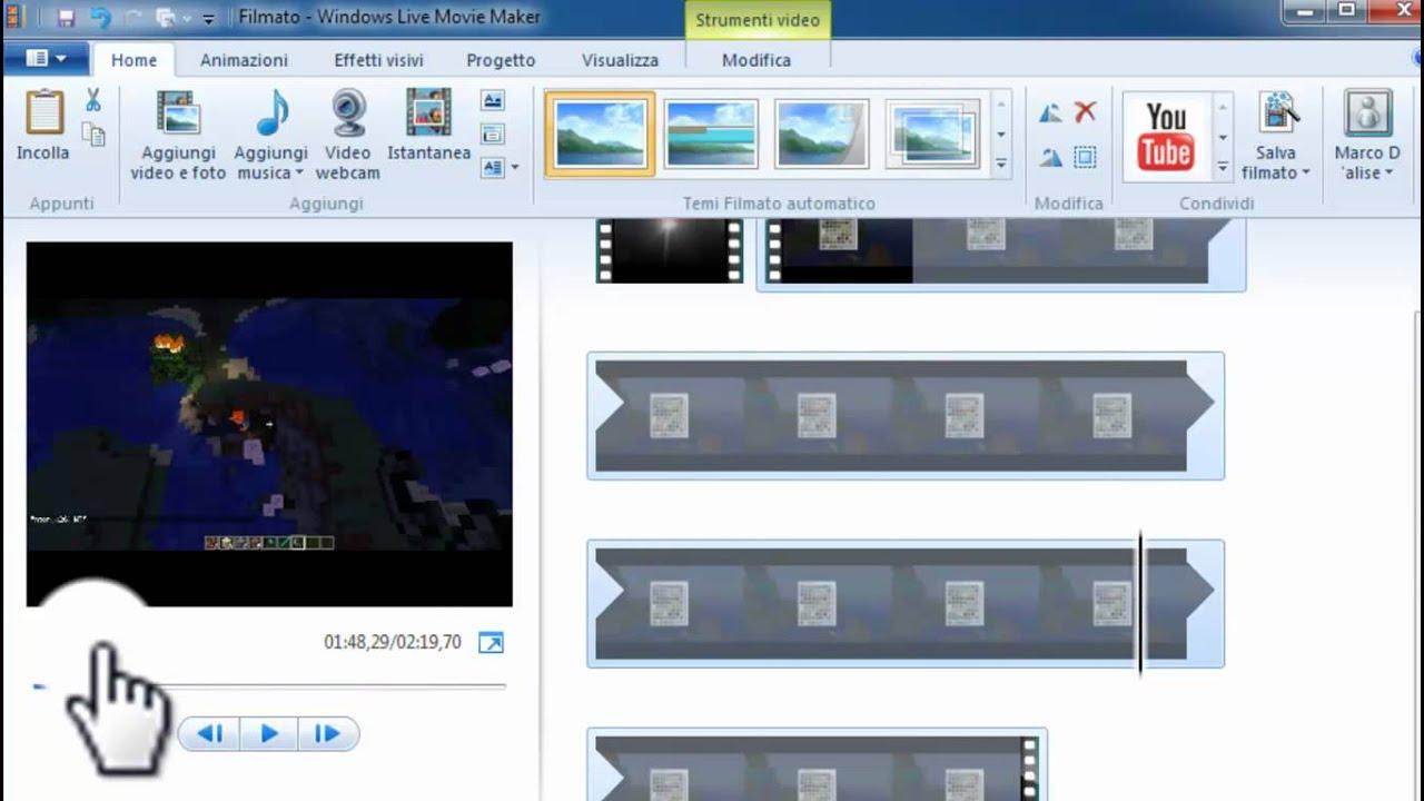 Come tagliare un video con Movie Maker   Salvatore Aranzulla