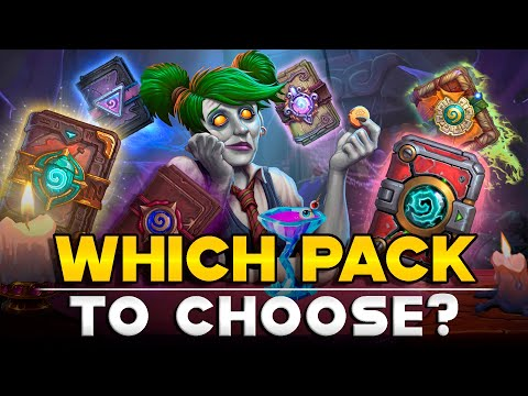 Stop Buying  Packs, Save Your Gold! What Hearthstone Packs Should You Buy In November 2019?