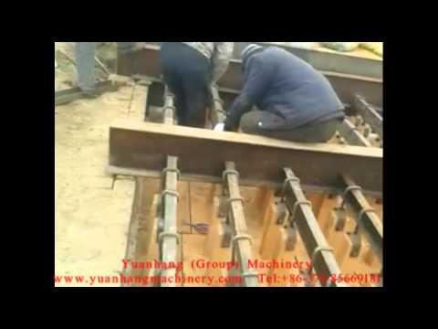 Tunnel Kiln Construction---Brick Plant & Brick Oven