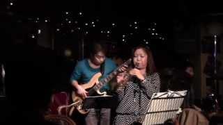 「君は薔薇より美しい」 Jazz 堤智恵子 ソプラニーノサックス sopranino sax