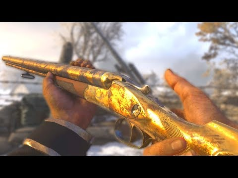 COD WWII: Road To Gold (M30 Luftwaffe Drilling)