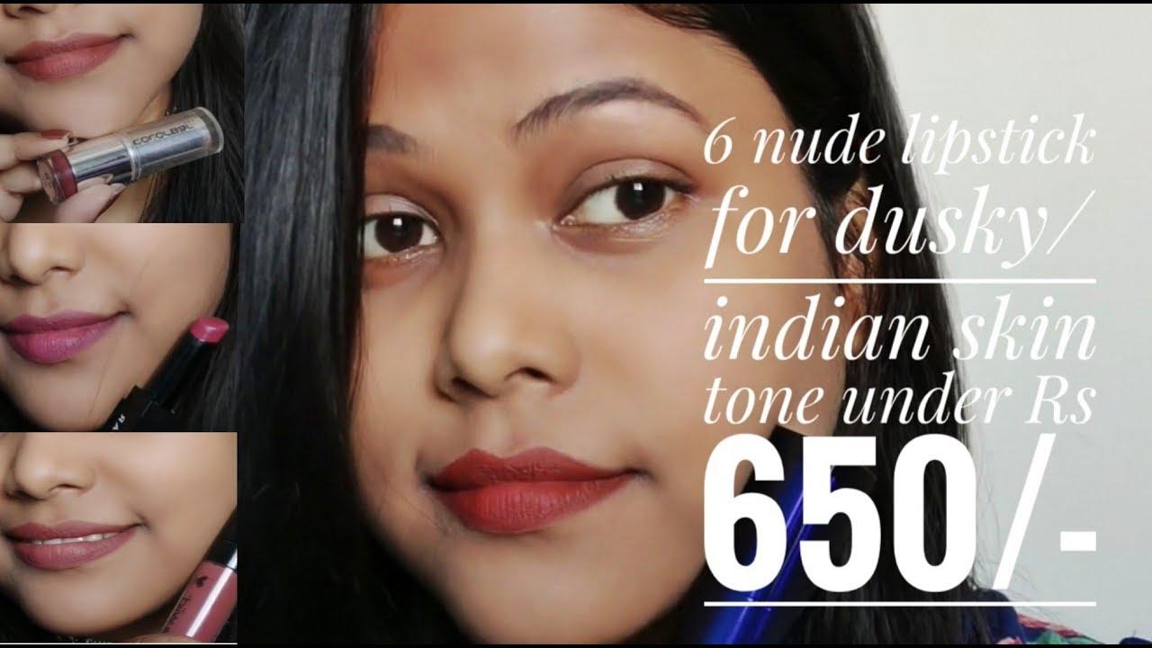 Best Nude Lipsticks For Fair, Medium And Dark Skin Tones