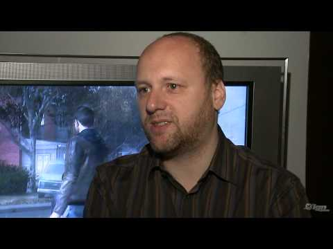 Heavy Rain - David Cage Interview