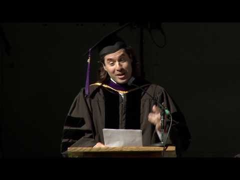 Student Speaker Rodrigo Fontan - Berkeley Law Commencement 2017