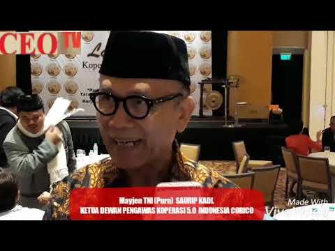 Hasil gambar untuk Mayjen TNI (Purn) Saurip Kadi