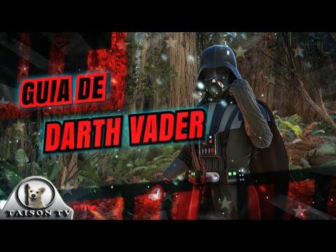 Guía de Darth Vader trucos y consejos Star Wars Battlefront