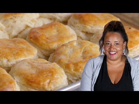 Flakiest Biscuits by Angie