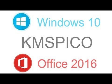 (Download) KMSPICO 10.2,Crack Windows 10 / Office 2016