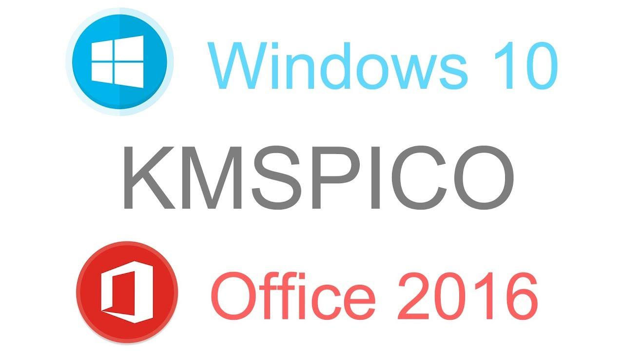 activador de office 2016 kmspico