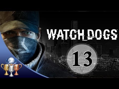 Watch Dogs Story Walkthrough - Act 2 - A Risky Bid (PS4)