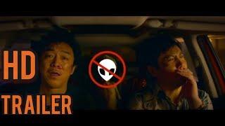 Сумасшедший пришелец / Crazy Alien | Международный трейлер (2019)