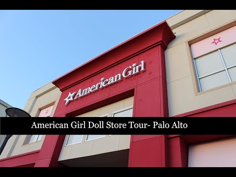American Girl Doll Store Tour February 2018!
