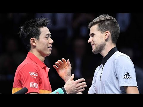 Highlights: Thiem Maintains SF Hopes With Win Over Nishikori At The 2018 Nitto ATP Finals