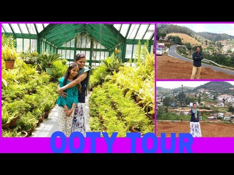 "#OOTY"" TOUR ! VISIT TO TEA GARDEN! TEA N CHOCOLATE FACTORY IN OOTY! OOTY TOUR DAY1 N 2! FulldayVLOG!"