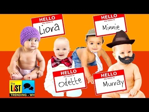 The Hippest Hipster Baby Names