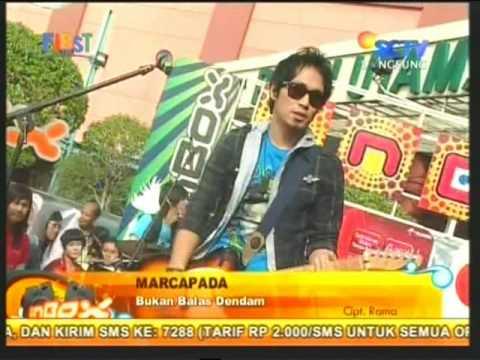 Marcapada Live performance di SCTV INBOX  03 September 2009 (Courtesy SCTV)