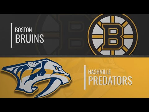 Бостон - Нэшвилл | НХЛ обзор матчей 07.01.2020 | Boston Bruins Vs Nashville Predators