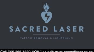 How Much Does Tattoo Removal Cost? Call 09 365 1839 Sacred Laser Auckland NZ