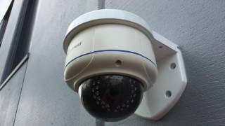 Installatie camera observatie systeem