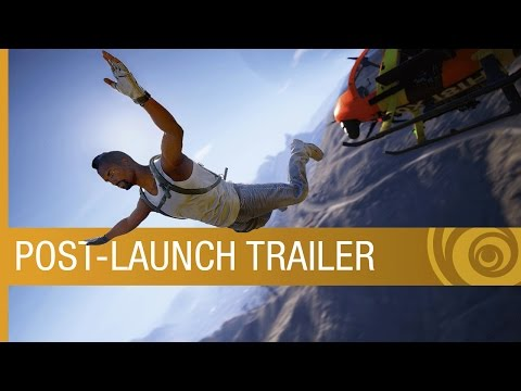 Tom Clancy's Ghost Recon Wildlands Trailer: Post-Launch & Season Pass (DLC) [US]
