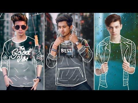 PicsArt Transparent Cloth Effect | Picsart Photo Editing | PicsArt Editing New Style