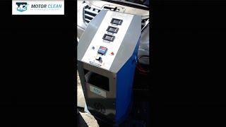 Décalaminage Volkswagen Touran par Motor Clean / Problème d'encrassement