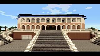 MINECRAFT GTA Vice City   Vercetti Estate
