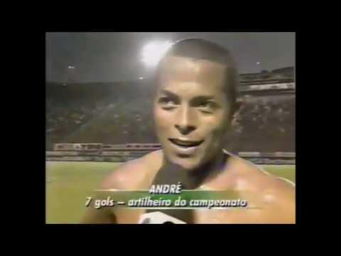 Vitória 5 x 1 Paysandu - Campeonato Brasileiro de 2002