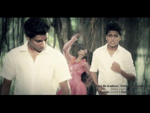 Obatai Me Aradhana / Unmada Sithuwam - Mashup Cover - Ravindu Gimhana ft Chathura Herath