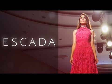 ESCADA Fashion Show Russia
