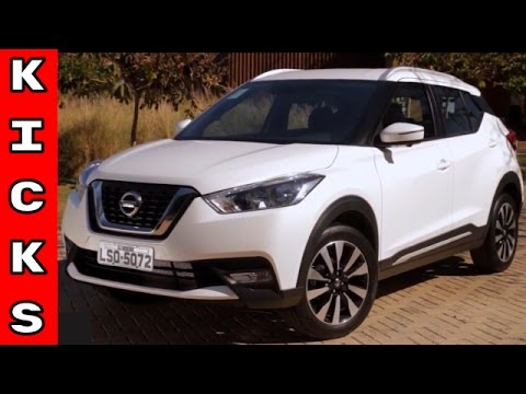 New 2017 Nissan Kicks