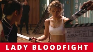 Lady Bloodfight | Behind the Scenes Commentary and Q&A with Amy Johnston