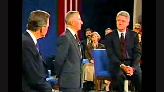 Ross Perot was right.