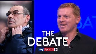 Does Maurizio Sarri deserve the criticism he has been receiving?   The Debate   Cole & Lennon