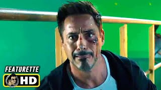 IRON MAN 3 (2013) Blooper Reel [HD] Marvel Outtakes