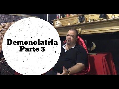 Luciferianismo #7 - Aula: Demonolatria parte 3