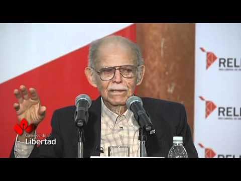 Conferencia La revolución cubana y yo: Una charla con Huber Matos