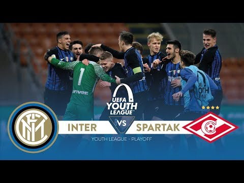 Inter vs. Spartak Moscow 3-3 (6-4 a.p.) | Highlights UEFA Youth League