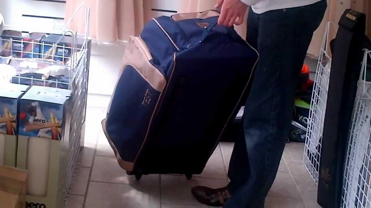 ced2b6e2717d Newbery Test Wheelie Cricket Bag Review. ItsJustCricket