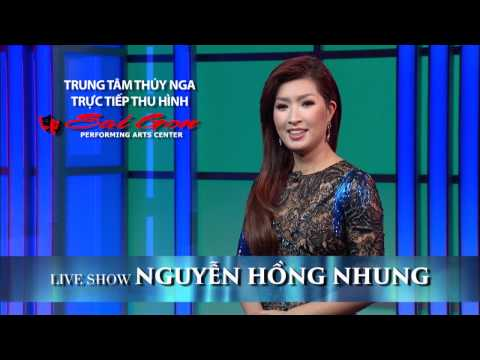 Live Show Nguyen Hong Nhung Ad
