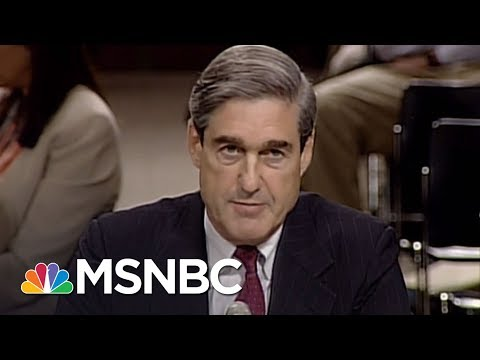 Robert Swan Mueller III In His Own Words | The 11th Hour | MSNBC