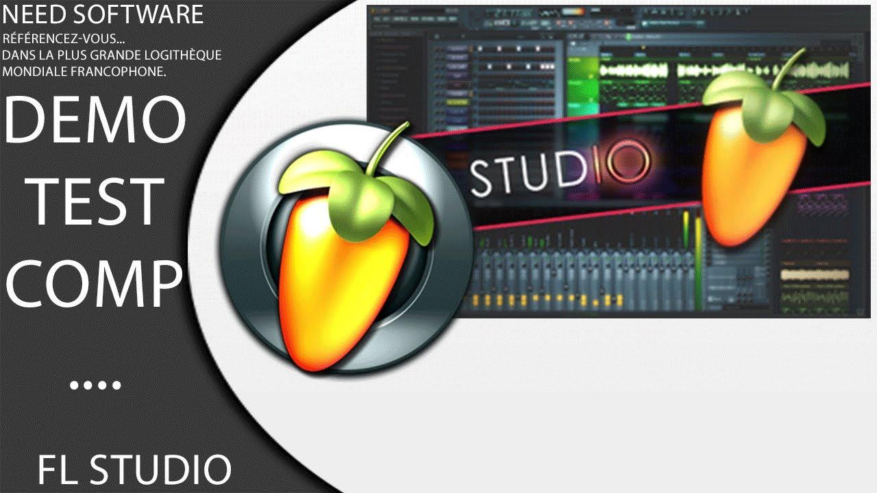 Logiciel De Creation Et De Composition De Musique Electronique Fl Studio Youtube